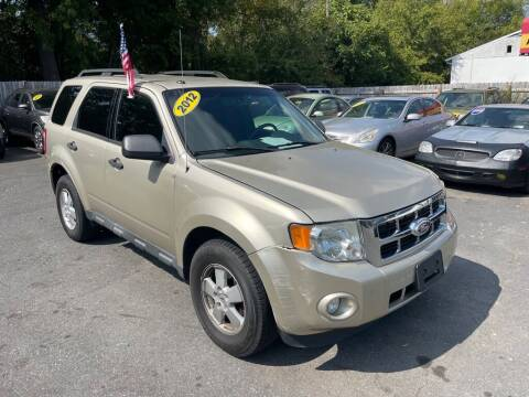 2012 Ford Escape for sale at Auto Revolution in Charlotte NC