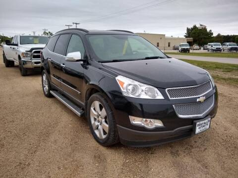 2009 Chevrolet Traverse for sale at Brad Waller Automotive in Stockton KS