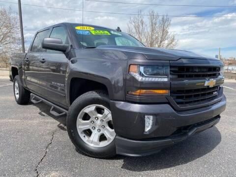2016 Chevrolet Silverado 1500 for sale at UNITED Automotive in Denver CO