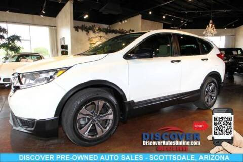 2018 Honda CR-V for sale at Discover Pre-Owned Auto Sales in Scottsdale AZ