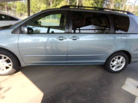 2005 Toyota Sienna for sale at West End Auto Sales LLC in Richmond VA