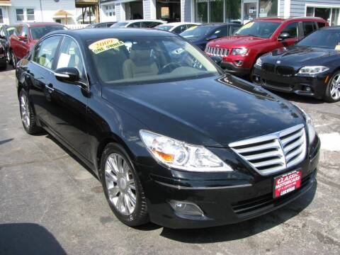 2009 Hyundai Genesis for sale at CLASSIC MOTOR CARS in West Allis WI