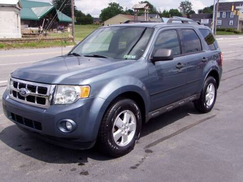 2011 Ford Escape for sale at The Autobahn Auto Sales & Service Inc. in Johnstown PA