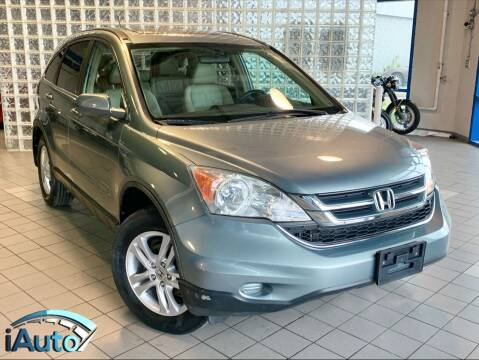 2010 Honda CR-V for sale at iAuto in Cincinnati OH