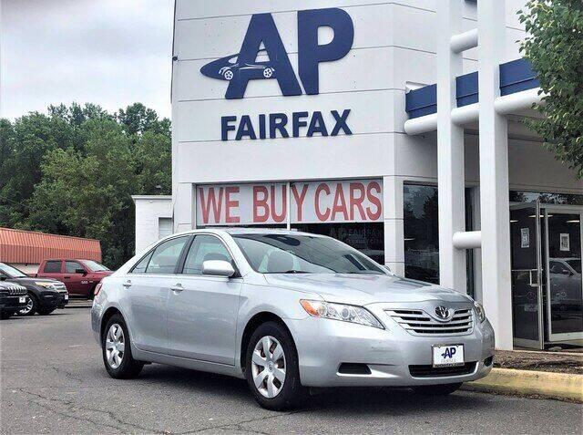2007 Toyota Camry for sale at AP Fairfax in Fairfax VA