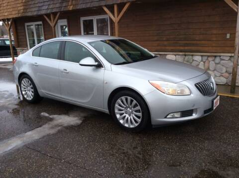 2011 Buick Regal for sale at MOTORS N MORE in Brainerd MN