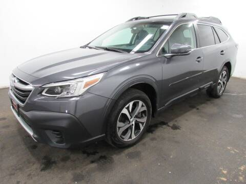 2020 Subaru Outback for sale at Automotive Connection in Fairfield OH