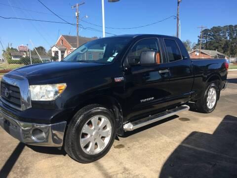 2008 Toyota Tundra for sale at BROWNSFIELD AUTO SALES in Baton Rouge LA