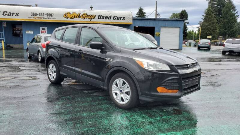 2014 Ford Escape for sale at Good Guys Used Cars Llc in East Olympia WA