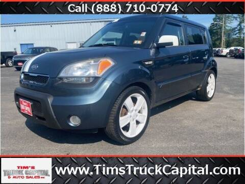2010 Kia Soul for sale at TTC AUTO OUTLET/TIM'S TRUCK CAPITAL & AUTO SALES INC ANNEX in Epsom NH