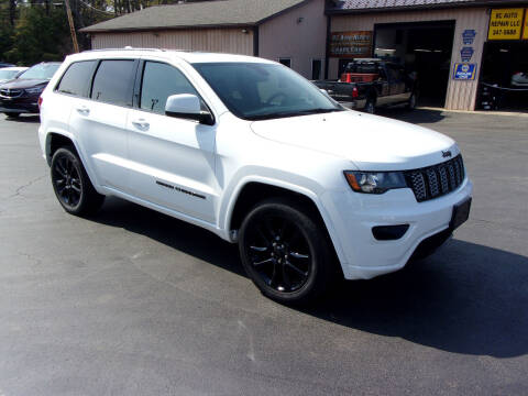 2018 Jeep Grand Cherokee for sale at Dave Thornton North East Motors in North East PA
