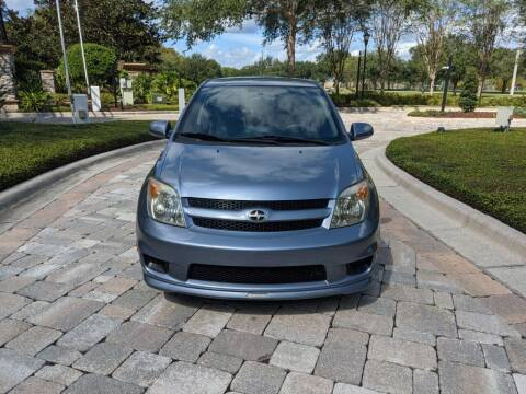 2006 Scion xA for sale at M&M and Sons Auto Sales in Lutz FL