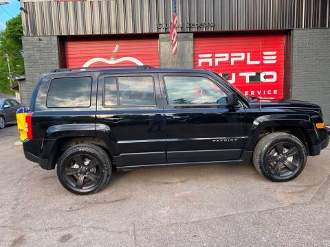 2012 Jeep Patriot for sale at Apple Auto Sales Inc in Camillus NY