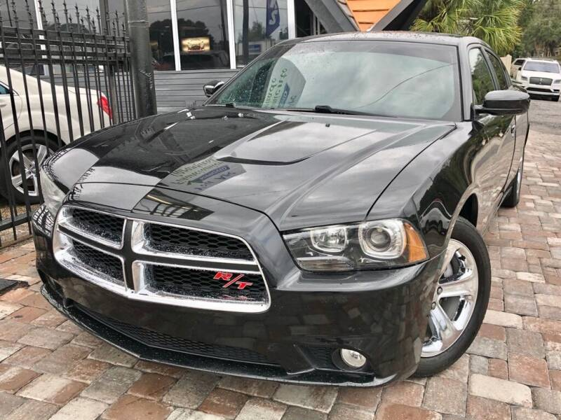 2011 Dodge Charger for sale at Unique Motors of Tampa in Tampa FL