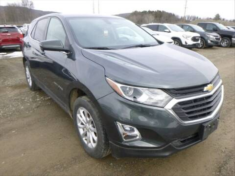 2018 Chevrolet Equinox for sale at Mark Regan Auto Sales in Oswego NY