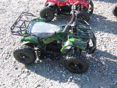 2020 ELECTRIC ATV ATV for sale at Johnson Used Cars Inc. in Dublin GA