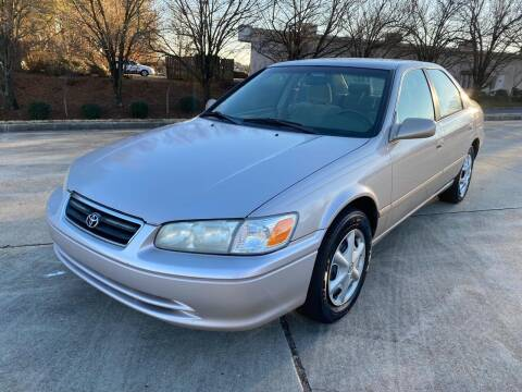 2001 Toyota Camry for sale at Triple A's Motors in Greensboro NC