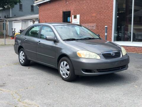 2005 Toyota Corolla for sale at Emory Street Auto Sales and Service in Attleboro MA