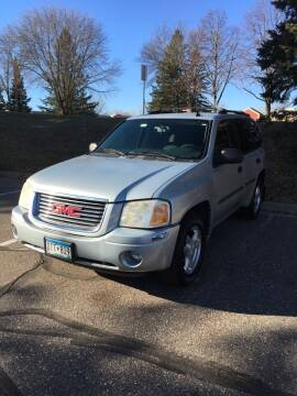 2008 GMC Envoy for sale at Specialty Auto Wholesalers Inc in Eden Prairie MN