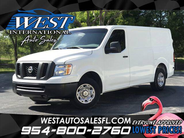 2014 Nissan NV Cargo for sale in Miramar, FL