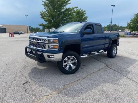 2015 Chevrolet Silverado 1500 for sale at TKP Auto Sales in Eastlake OH