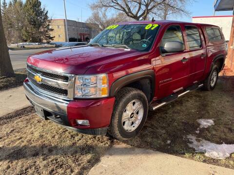 2007 Chevrolet Silverado 1500 for sale at Square Business Automotive in Milwaukee WI