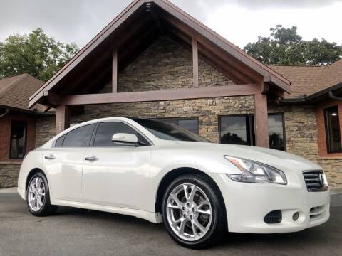 2013 Nissan Maxima for sale at Auto Solutions in Maryville TN