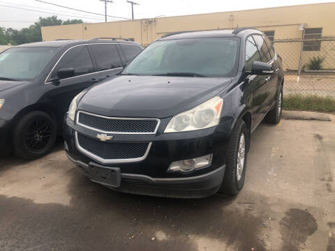 2010 Chevrolet Traverse for sale at Auto Access in Irving TX