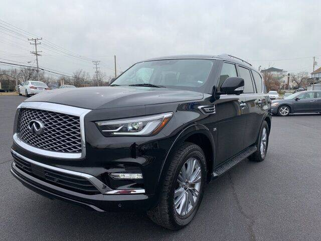 2019 Infiniti QX80 for sale at Ron's Automotive in Manchester MD