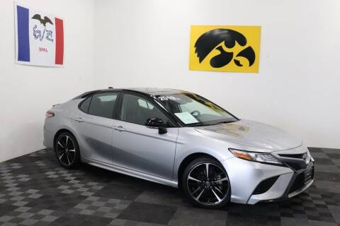 2019 Toyota Camry for sale at Carousel Auto Group in Iowa City IA