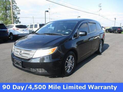2013 Honda Odyssey for sale at FINAL DRIVE AUTO SALES INC in Shippensburg PA