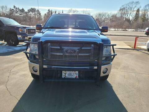 2010 Ford F-150 for sale at Premier Motors LLC in Crystal MN