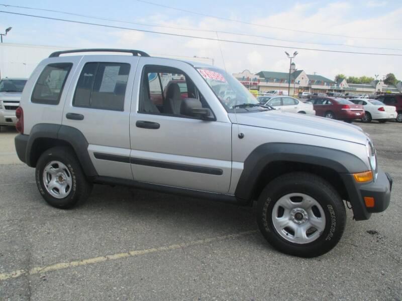 2006 Jeep Liberty for sale at Summit Auto Sales Inc in Pontiac MI