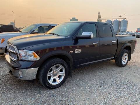 2016 RAM Ram Pickup 1500 for sale at Truck Buyers in Magrath AB