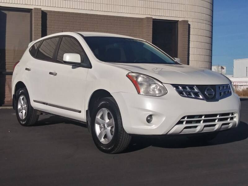 2013 Nissan Rogue for sale at AUTOMOTIVE SOLUTIONS in Salt Lake City UT