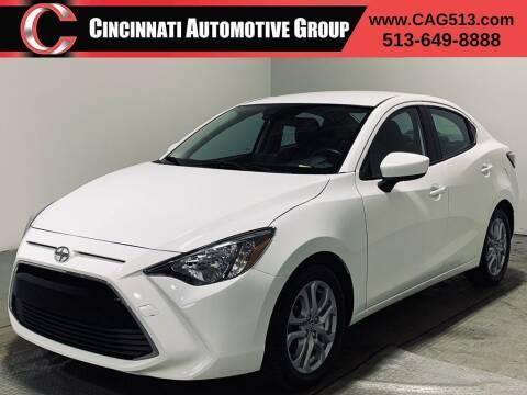 2016 Scion iA for sale at Cincinnati Automotive Group in Lebanon OH