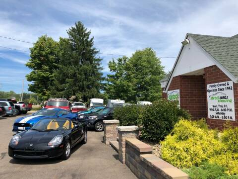 2000 Toyota MR2 Spyder for sale at Direct Sales & Leasing in Youngstown OH