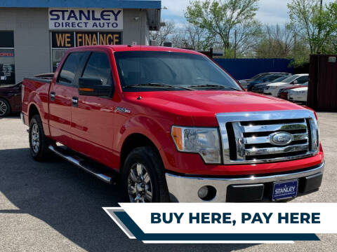 2009 Ford F-150 for sale at Stanley Direct Auto in Mesquite TX