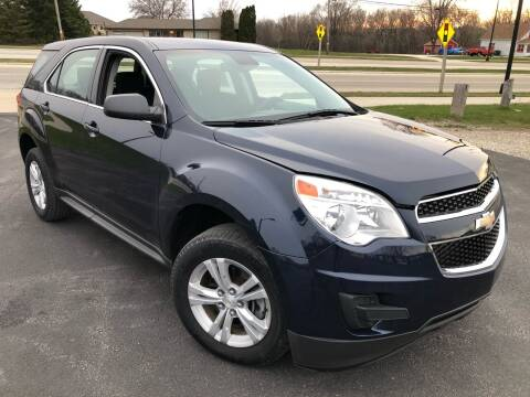 2015 Chevrolet Equinox for sale at Wyss Auto in Oak Creek WI