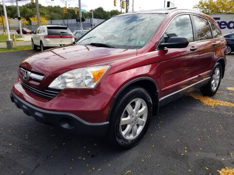 2007 Honda CR-V for sale at Cedar Auto Group LLC in Akron OH