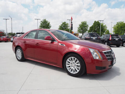 2011 Cadillac CTS for sale at SIMOTES MOTORS in Minooka IL