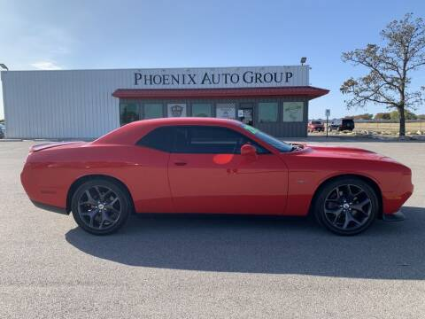 2019 Dodge Challenger for sale at PHOENIX AUTO GROUP in Belton TX