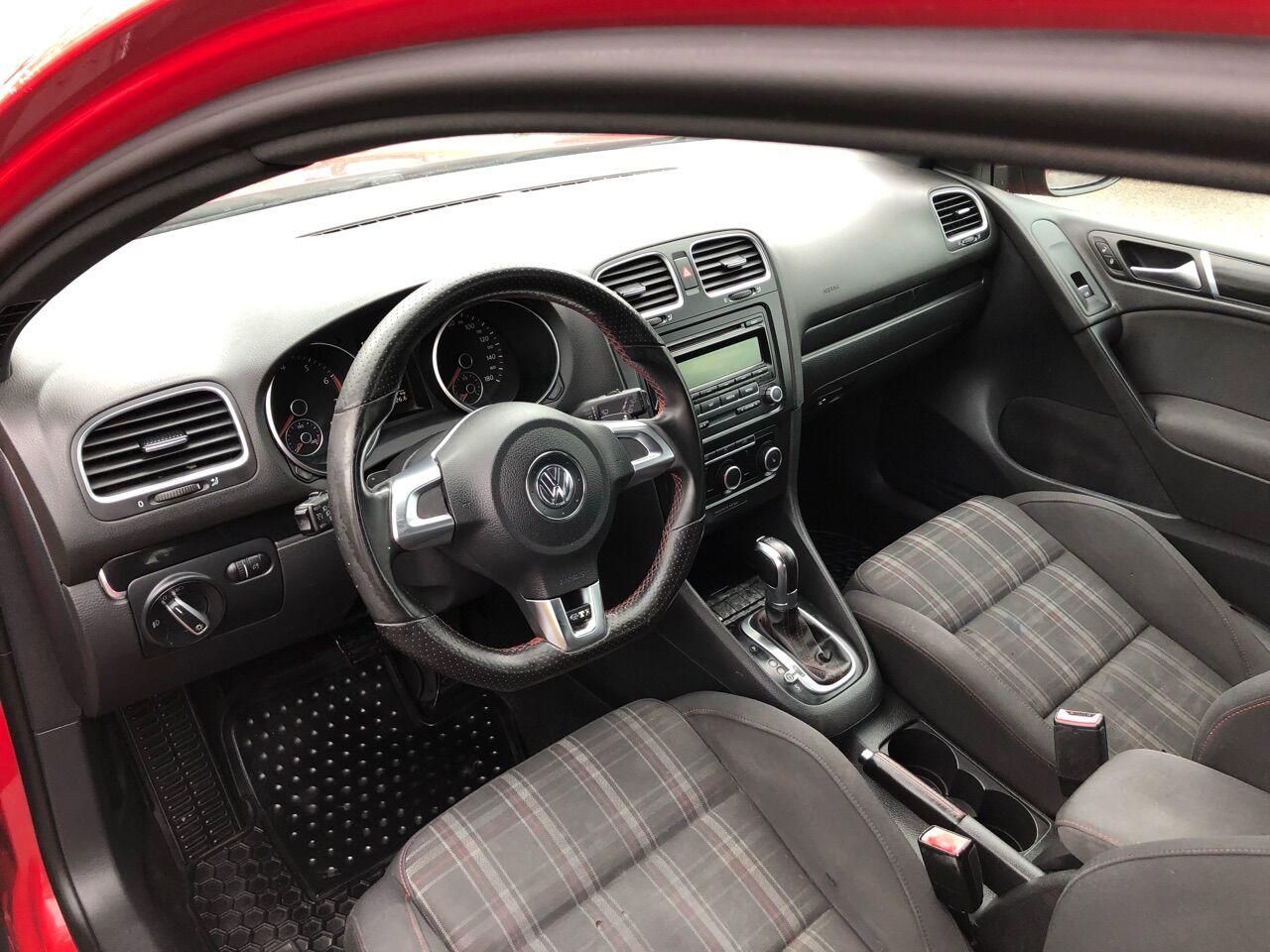 2012 Volkswagen GTI Hatchback