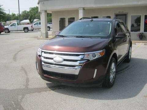 2012 Ford Edge for sale at Premier Motor Co in Springdale AR