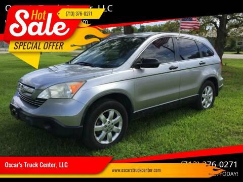 2008 Honda CR-V for sale at Oscar's Truck Center, LLC in Houston TX