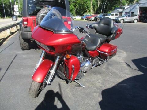 2018 Harley-Davidson Road Glide for sale at Route 4 Motors INC in Epsom NH