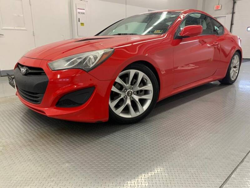 2013 Hyundai Genesis Coupe for sale at TOWNE AUTO BROKERS in Virginia Beach VA