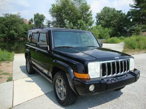 2007 Jeep Commander for sale at Discount Auto Sales in Passaic NJ