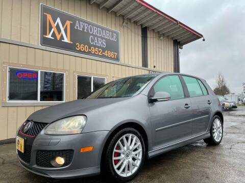 2007 Volkswagen GTI for sale at M & A Affordable Cars in Vancouver WA