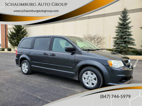 2012 Dodge Grand Caravan for sale at Schaumburg Auto Group in Schaumburg IL